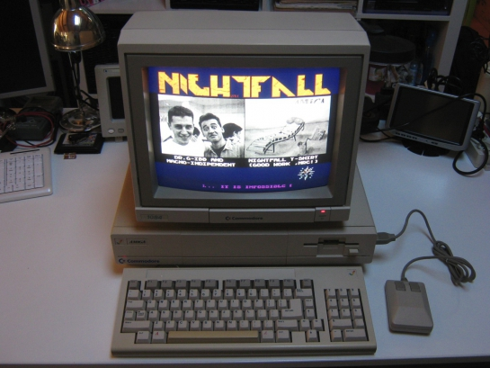 Commodore Amiga 1000 (A1000)