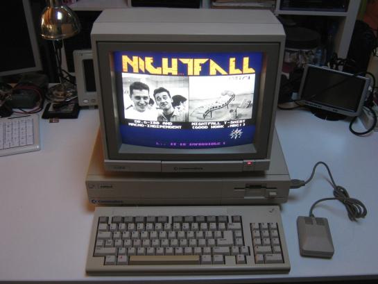 Commodore Amiga 1000 (A1000)