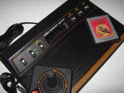 Atari 2600 (CX-2600 P)