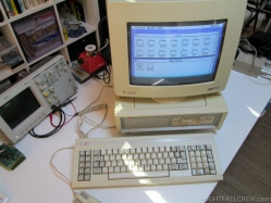 Amstrad PC 1640 / Monitor PC-CD / Mouse / Keyboard