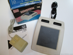 TRS-80 Color Deluxe Joystick / Koala Touchpad / Mouse