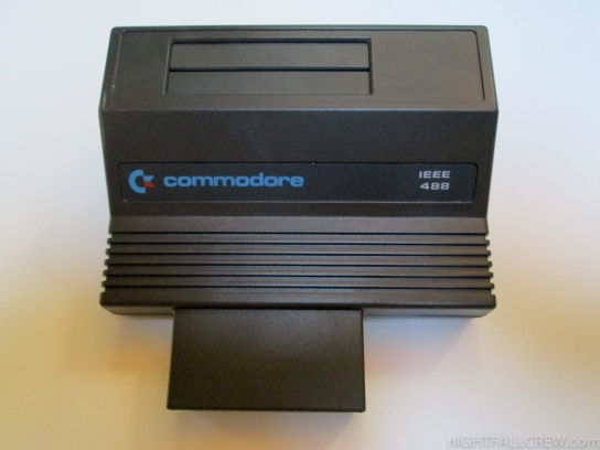 Commodore 64 IEEE-488 Cartridge