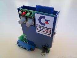 Manosoft C64SD v2.0 Blue version