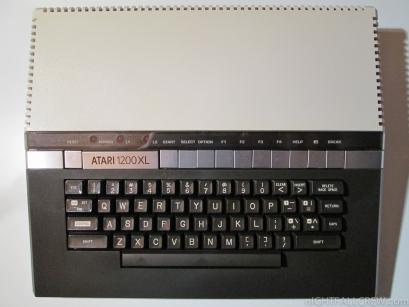 Atari 1200XL (NTSC)