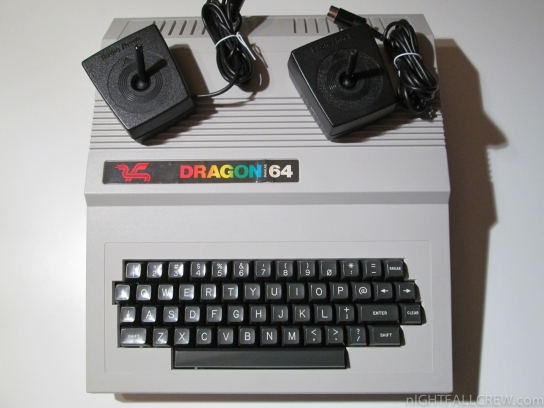 Dragon 64 (Data Ltd)