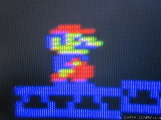 Testing the RGB Video Mod