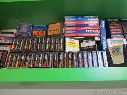 CBS Coleco Vision cartridges
