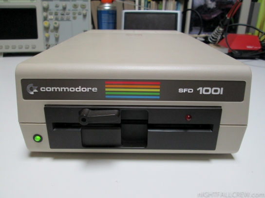 Commodore Floppy Drive SFD-1001