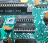 CBS ColecoVision - Defect: black screen  - 1 x 2114 (VRAM) - 3 x 4116 (RAM)