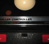 CBS ColecoVision Roller Controller Logo close-up