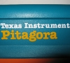 Texas Instruments (Clementoni) Pitagora close-up