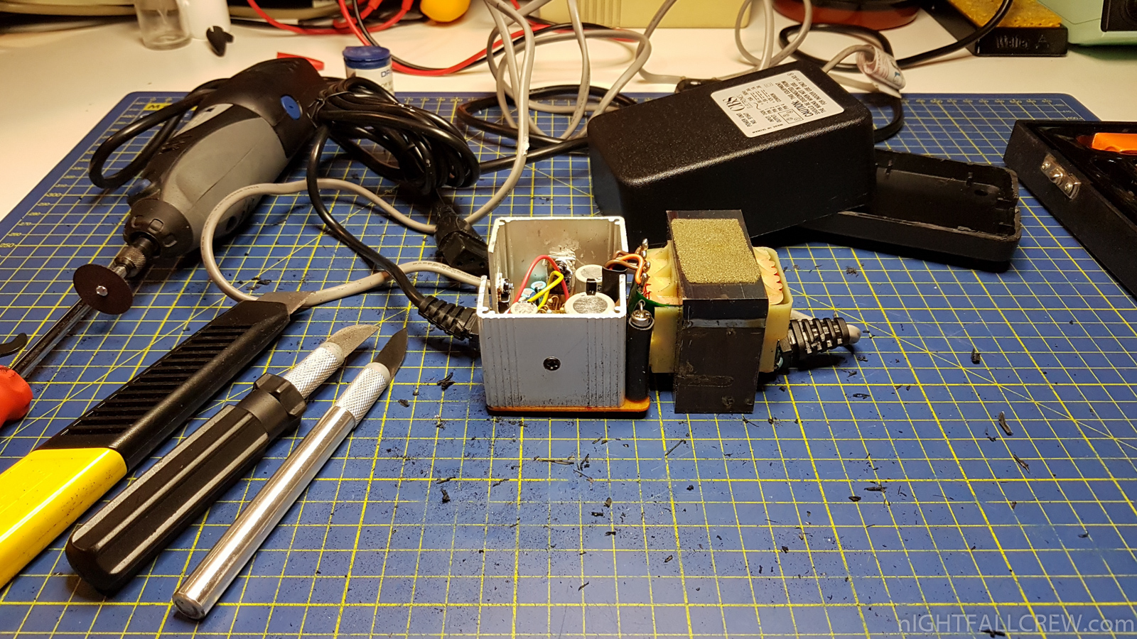 colecovision power supply repair missing 5v nightfall blog rh nightfallcrew com