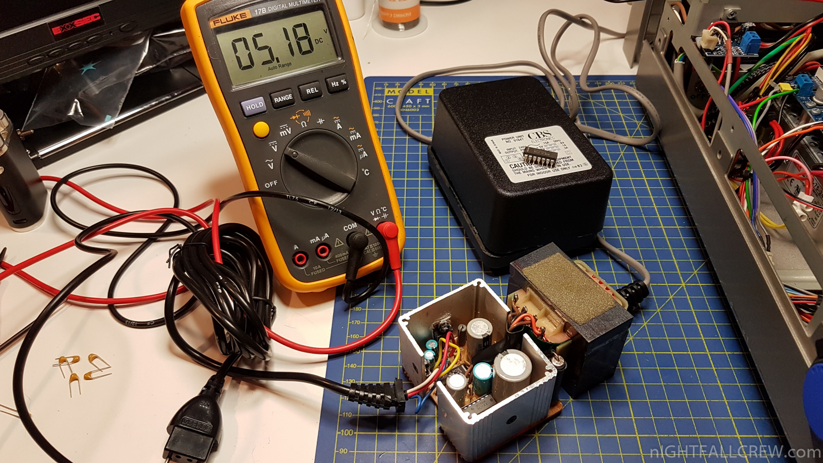 Colecovision Power Supply Wiring Diagram - Circuit Diagram Symbols •