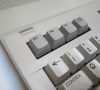 Commodore 128 (close-up)