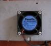 Noisy Cooling Fan