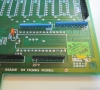 Commodore 64 Ram Expansion 1764 (main pcb close-up)