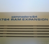 Commodore 64 Ram Expansion 1764 (close-up)