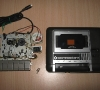 Datassette Commodore 16 (inside)