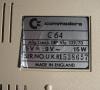Commodore 64 UK (detail)