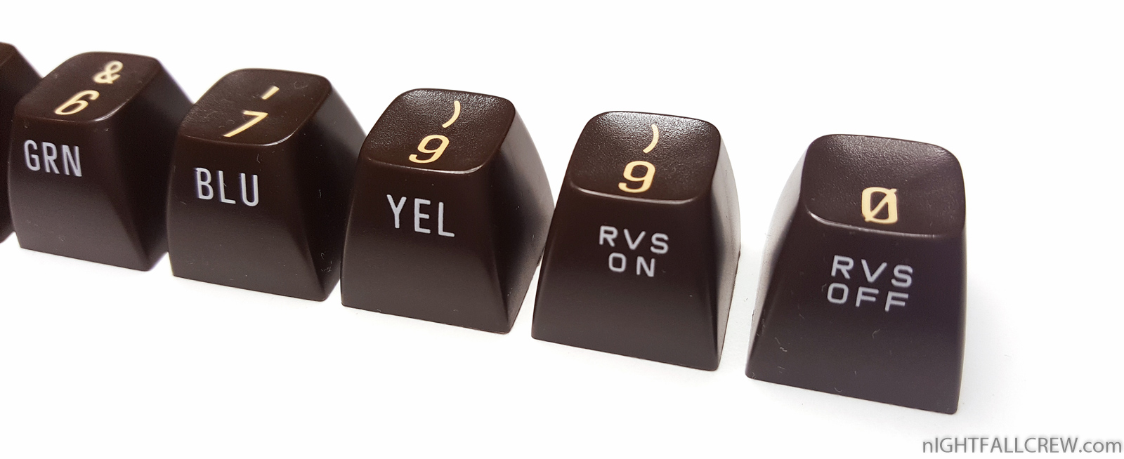 Commodore 64 with a wrong keycap | nIGHTFALL Blog