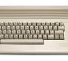 Commodore 64c Embossed Label