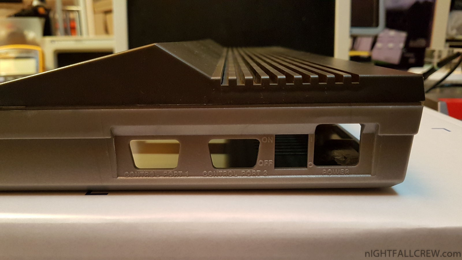 Commodore 64C Replacement Case (SX-64 Style) | nIGHTFALL