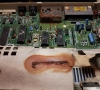 Commodore 64C that has seen better days (Recovery Components)