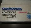 Commodore Adattatore Telematico Mod. 6499 (detail)