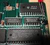 Commodore Adattatore Telematico Mod. 6499 (motherboard detail)