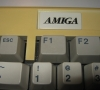 Commodore Amiga 1000 (keyboard close-up)