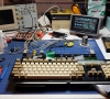 Commodore Amiga 1200 Full Recap & Cleaning Floppy Drive