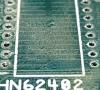 Commodore Amiga 2000 - Black Screen of Death #2