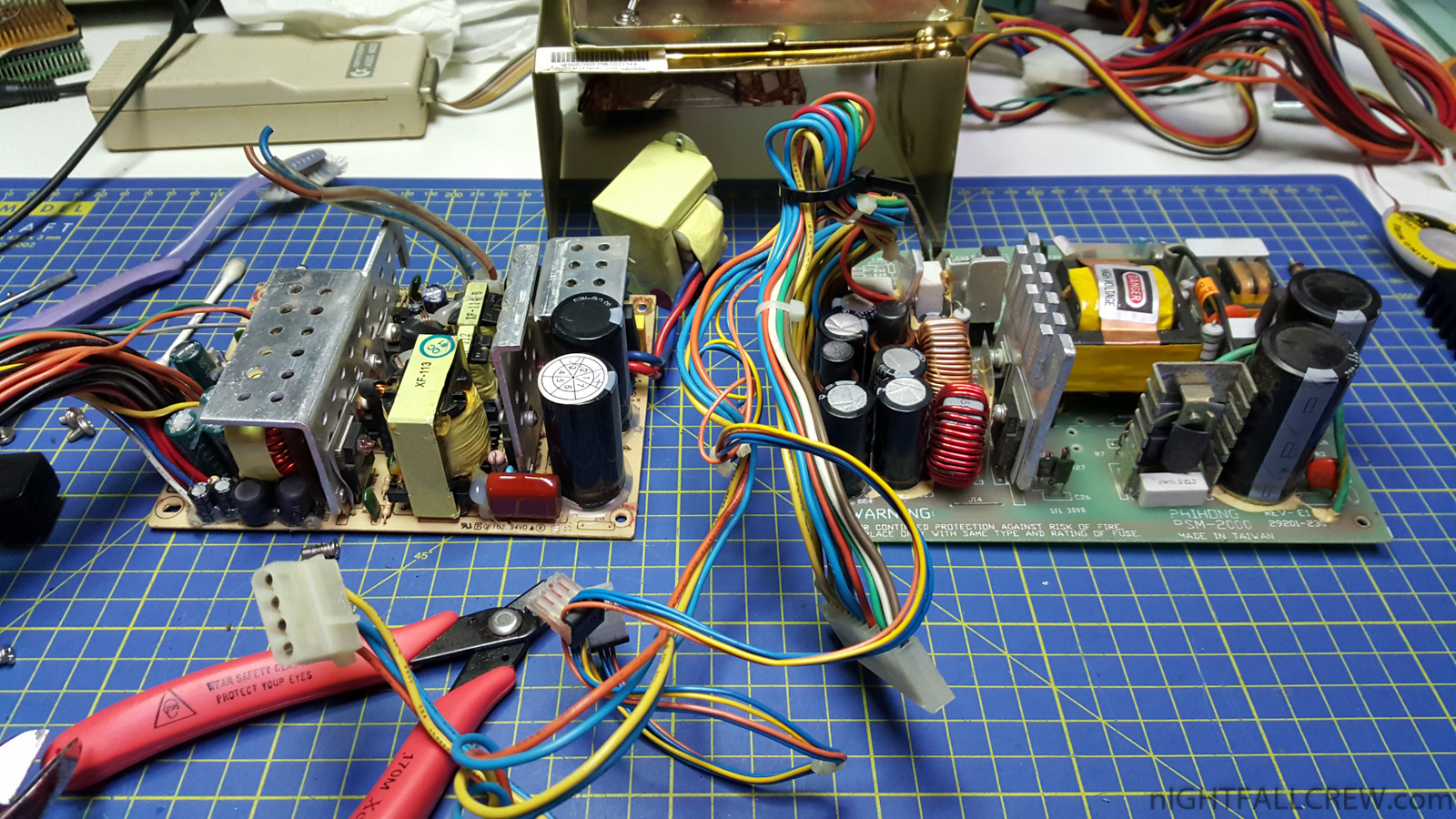 Commodore Amiga 2000 Psu Upgrade Nightfall Blog