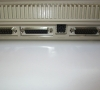 Commodore Amiga 500 (rear side)