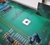 Commodore Amiga 500 (under the cover)