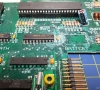 Commodore Amiga 500+ (Battery Acid Leaked)