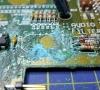 Commodore Amiga 500+ Leaked Battery Repair