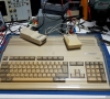 Commodore Amiga 500 Plus kissed by luck