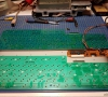 Commodore Amiga 500+ Replace Keyboard Membrane