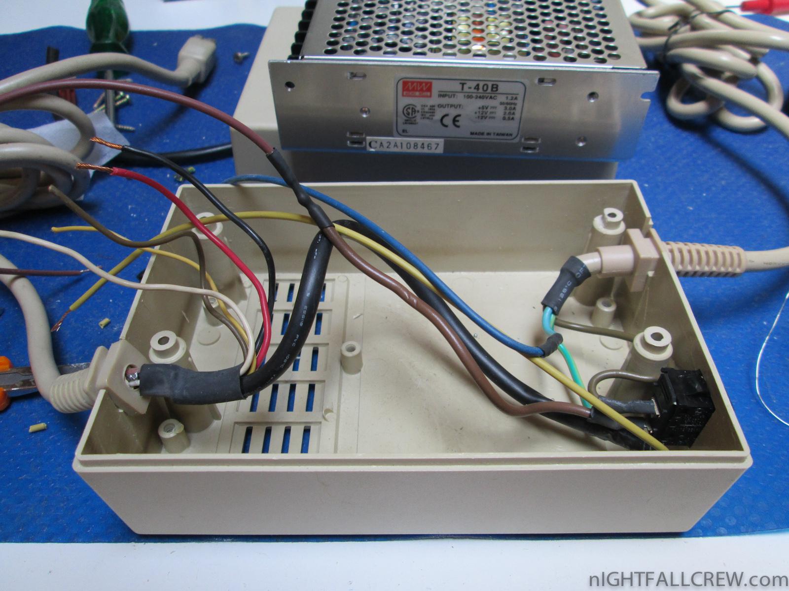 Commodore Amiga 500 Full Replacement Power Supply