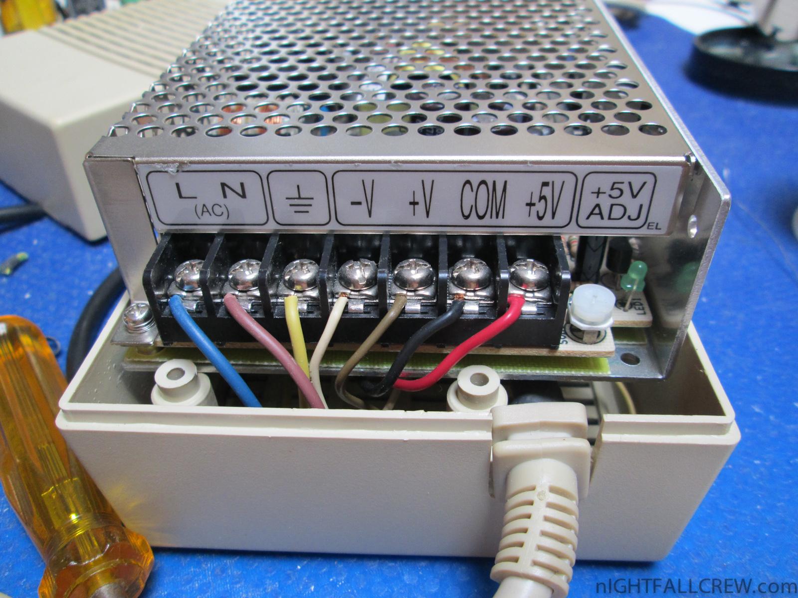 A1200 Electroware Alimentation pour Commodore Amiga A500 A500+ A600
