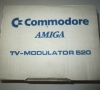 Commodore Amiga TV-Modulator 520 Boxed