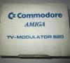 Commodore Amiga TV-Modulator 520 Boxed