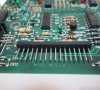 Commodore CBM 8050 (main pcb close-up)