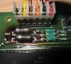 Digital Motherboard close-up