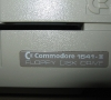 Commodore Disk Drive 1541 II (close-up)