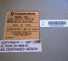 Commodore Disk Drive 1541 II (bottom side)