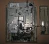 Commodore Disk Drive 1541 II (inside)