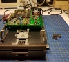 Commodore Disk Drive Repair #1