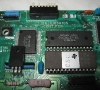 Commodore MPS 1270A (motherboard close-up)